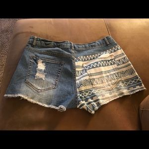 Forever 21 size 30 jean shorts